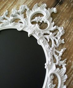 VINTAGE FRAME by shabbymcfabby on Etsy, $174.00