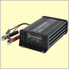 De HQ-CHAR-CAR05 is een professionele 5 A acculader voor 12 V accu's tot 100 Ah. Door gebruik te maken van microprocessorbesturing en switch-mode technologie is de acculader bijzonder klein en licht. Geen loodzware transformator! De microprocessor bestuurt de lading via een 7-staps laadcyclus. http://www.vego.nl/accu/hq-char-car05/hq-char-car05.htm