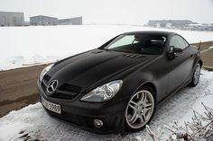 #Car #mercedes #SLK