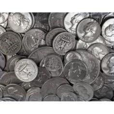 American coins Canvas Art - (18 x 24)