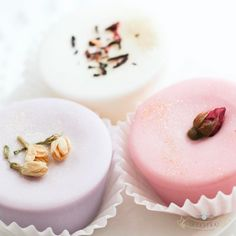 Let them eat cake  A trio of tarts inspired by Marie Antoinette