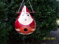 Alabama Football  Team Player Birdhouse Gourd by inmypaintedgarden, $24.95