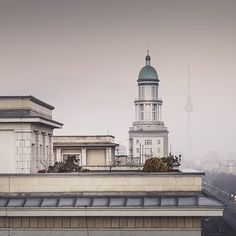 #FRANKFURTERALLEE #BERLIN by @bewegungsunschaerfe #Photocircle #nofilter #fog architecture #urban #cityscape #view #roomvithaview #tvtower #mist #dawn #sunrise #FrankfurterTor  #Closethecircle - if you buy this photo Ronny Behnert and Photocircle #donate 10% towards our project for #refugees in #Germany