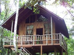 Tree Houses Hotel Costa Rica