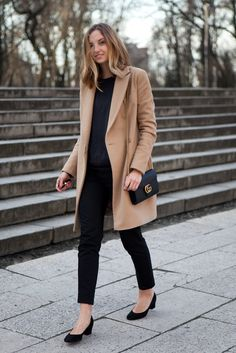 7 Ways To Style A Longline Coat