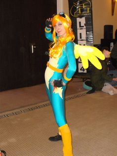 Spitfire cosplay