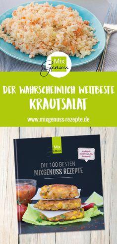 Der wahrscheinlich weltbeste Krautsalat – MixGenuss Blog
