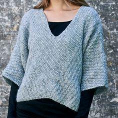 Permin Ponchosweater 896207