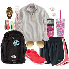 """Finals"" by classically-preppy on Polyvore"