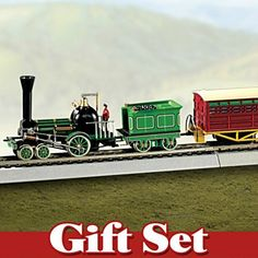 The Pegasus By Bachmann: HO-Scale Electric Train Set