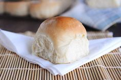 These popular, no-fail French bread rolls are light, fluffy and delicious! They are so easy to make; perfect for bread-making beginners and experts alike! If you want one of the easiest, foolproof, most delicious roll Scones, How To Make Bread, Bread Making, Instant Yeast, Cream Pie, Lemon Cream, Sour Cream, Bread Rolls, Dinner Rolls