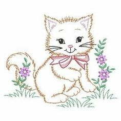 Vintage Baby Animals 3, 6 - 3 Sizes! | What's New | Machine Embroidery Designs…