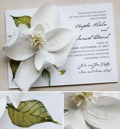sculpted-flower-wedding-invite