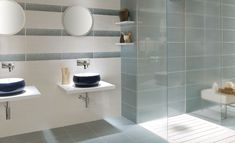 One of our most popular ranges. Fox Azul is a great tile that will compliment many different bathroom designs. It's duck egg colour and gloss finish leave a great modern look. Usually combined with Fox Blanco leaving a superb blue and white combination.