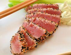 Sesame Crusted Tuna Recipe