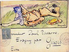 Rodolphe Pissarro - 1904
