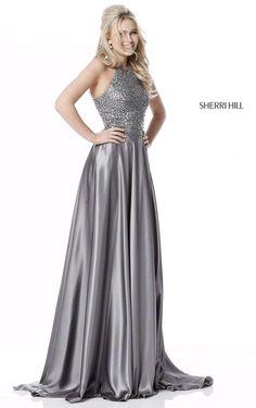 53da9917fc1 Sherri Hill 51799. Designer Evening GownsDesigner Prom ...