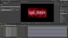 Set Up A Natural Unfolding Logo Reveal Or Transition - Tuts+ 3D & Motion Graphics Tutorial