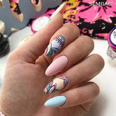 Nail art Christmas - the festive spirit on the nails. Over 70 creative ideas and tutorials - My Nails Elegant Nails, Stylish Nails, Trendy Nails, Cute Nails, My Nails, Perfect Nails, Gorgeous Nails, Nagellack Trends, Best Acrylic Nails