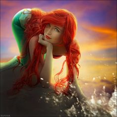 The Little Mermaid, Scotty would loveee this