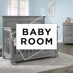There is a special place in our hearts for the little ones in our community. Our 4-in-1 convertible crib collections convert into a toddler bed, daybed, and full-size bed as your child grows. Safety, style, and durability are important factors when selecting a baby crib for your new bundle of joy. Browse ALL our 4-in-1 Convertible Crib Collection online or in-store at Great American Home Store in Memphis, TN, and Southaven, MS.