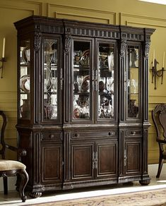 I am a bit less sold, but its worth a mention. Villa Veneto Verona China Cabinet by Fairmont Designs at Baer's Furniture China Cabinet, Suburban Furniture, Cabinet Design, Painted China Cabinets, Furniture, Legacy Classic Furniture, China Furniture, Fairmont Designs, Crockery Cabinet