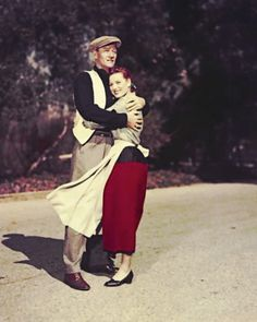 John Wayne and Maureen O'Hara - the quiet man - favorite movie with these two together