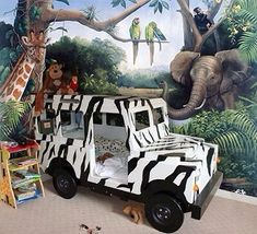 Safari jungle theme toddler room!!!