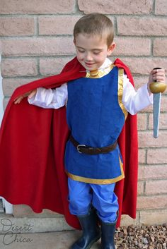 Looking for a prince costume alternative to Prince Charming  How about an  easy DIY Snow White Prince costume! c59d406c0b06