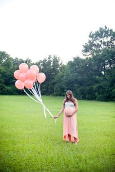 Inspired by This Peaches and Cream Maternity Session by Melissa Wilson Photography