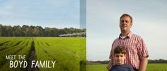 """Frugal Mom and Wife: Meet The Boyd Family - One of America's """"Finest"""" Farmers! #AmericasFarmers"""