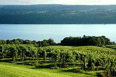 Lake Seneca, Finger Lakes, NY