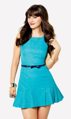 Zoey Deschanel Dress