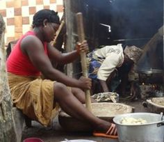 Cameroon Food Collection: Achu Preparation: Cameroon Food Collection: Here are pictures of Cameroonians preparing Achu, a top traditional delicacy (food) from the North West Region of Cameroon. Cameroon Food, North West, Pride, African, Culture, Traditional, Cooking, Heart, Pictures