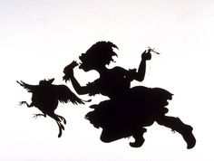 Kara Walker (born 1969). The Keys to the Coop, 1997, Linocut on paper, 1175 x 1540 mm, Collection Tate.