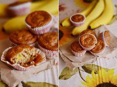 too_weird: Банановые кексы с минимумом масла