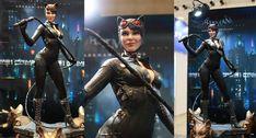 ArtStation - Catwoman Arkham Knight – Prime1, Steferson Rocha