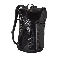 Gift card to Patagonia? Some things I'm looking at are this bag, maybe a ski coat, or the hooded down sweater 800fill in black (M). BLACK HOLE PACK 32L, Black (BLK)