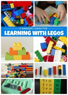 11 Ideas for Learning with Legos - Kids Activities Blog