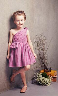 vestido Love by #Nellystella #modaniña #ceremonia