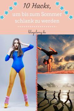Schlank bis zum Sommer! #hacks #schlank #abnehmen #gewicht #fitness #training #blogalong
