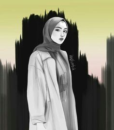 – Free Anime Photos and Seo Tutorials Hijab Drawing, Manga Drawing, Tmblr Girl, Bff Drawings, Hijab Cartoon, Art Antique, Collage Techniques, Girly Pictures, Girly Pics