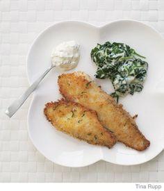 Crunchy Tilapia - Parenting.com