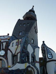 Kunsthaus - Abensberg - Germany - Photo: lumbricus