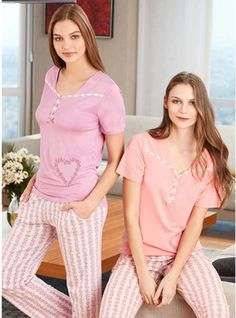 When my little brother visits me at college, we always have a pajama party. Next year he's going to join me as a coed. Nursing Tunic, Womens Pyjama Sets, Pajama Set, Pajama Party, Pajama Shorts, Sewing Clothes, Pyjamas, Lounge Wear, Satin
