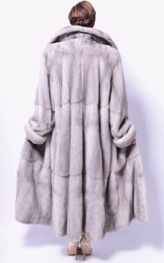 NAFA MINK FUR COAT SAPPHIRE IRIS NO SAGA - SKIN ON SKIN - NERZ HOPKA VISON | Clothing, Shoes & Accessories, Women's Clothing, Coats & Jackets | eBay!