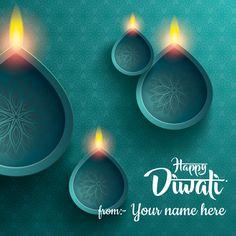 Write Name on Shubh Deepavali Festival Wishes Greeting.Print Name on Diwali 2018 Card.Customized Name on Designer Greeting For Diwali Festival Celebration Diwali Dp, Diwali Images, Happy Diwali, Happy Pongal Wishes, Diwali Wishes, Happy New Year Wishes, Indian Festival Of Lights, Festival Lights, Festival Rangoli