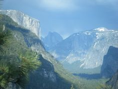 Yosemite before all the snow is gone