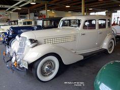 Car Photos: 1935 Auburn 851 4dr Sedan National Auto & Truck...
