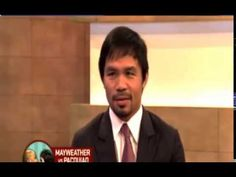 Manny Pacquiao 'My Strategy is to get Floyd Mayweather on the Ropes' - F...